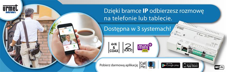 MIWIURMET: BRAMKA IP dostępna w 3 systemach