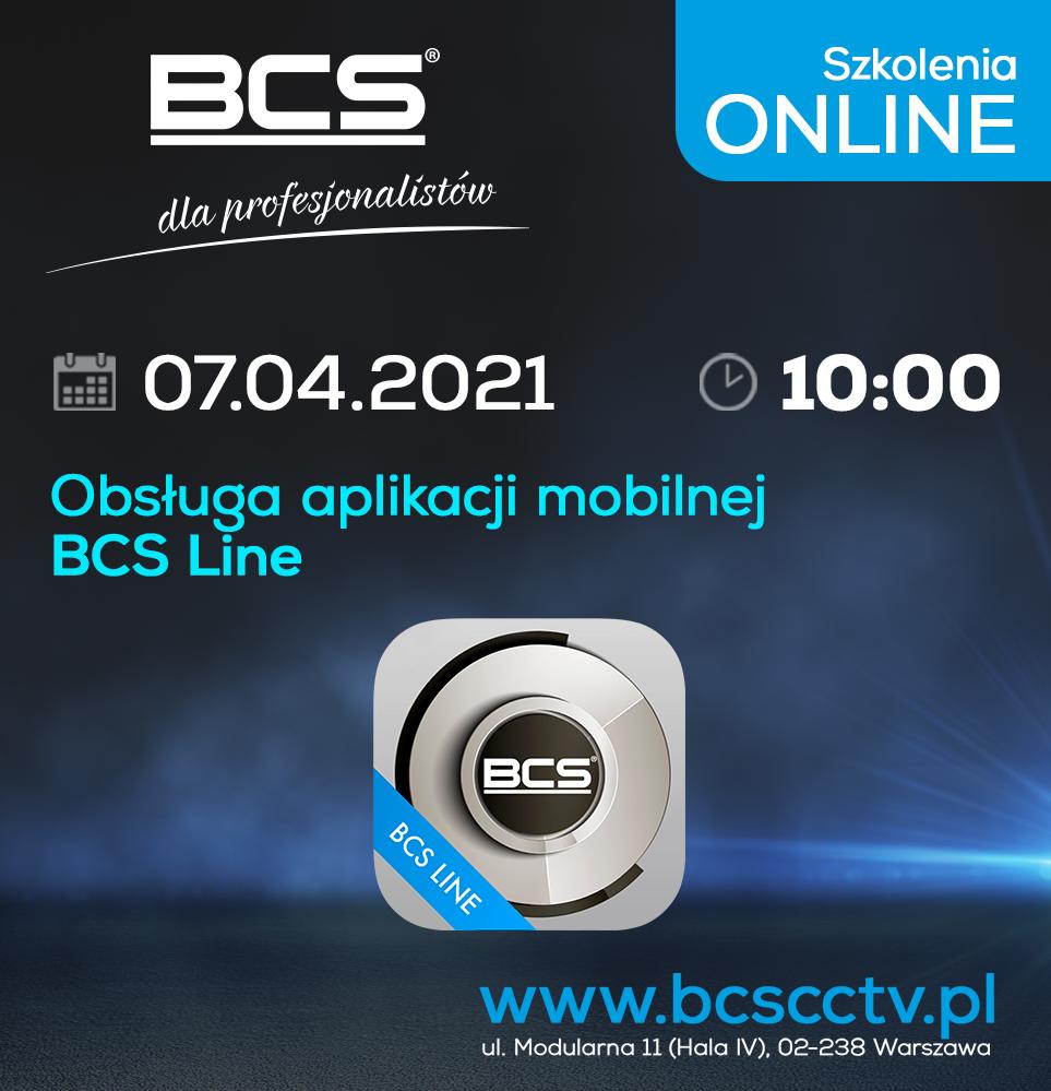 BCS Szkolenie ONLINE