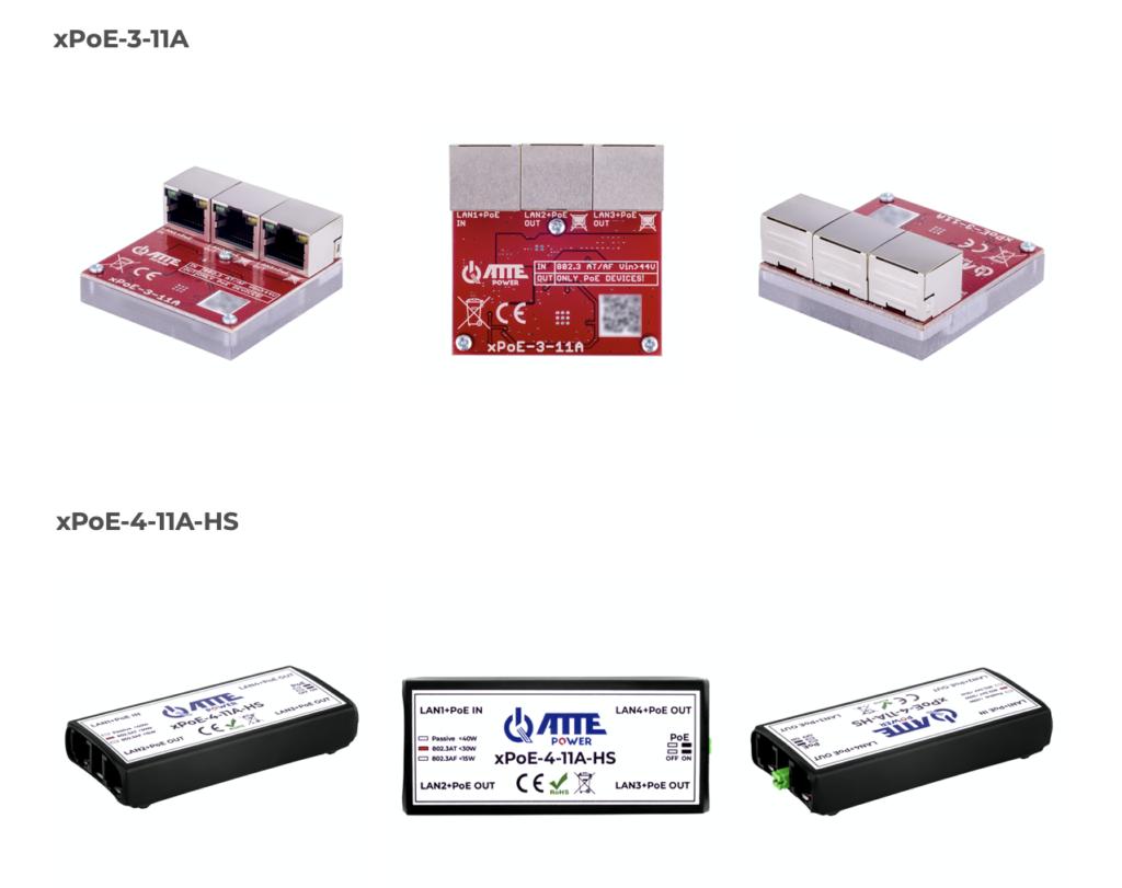 Nowe wersje popularnych ekstenderów XPOE-3 i XPOE-4