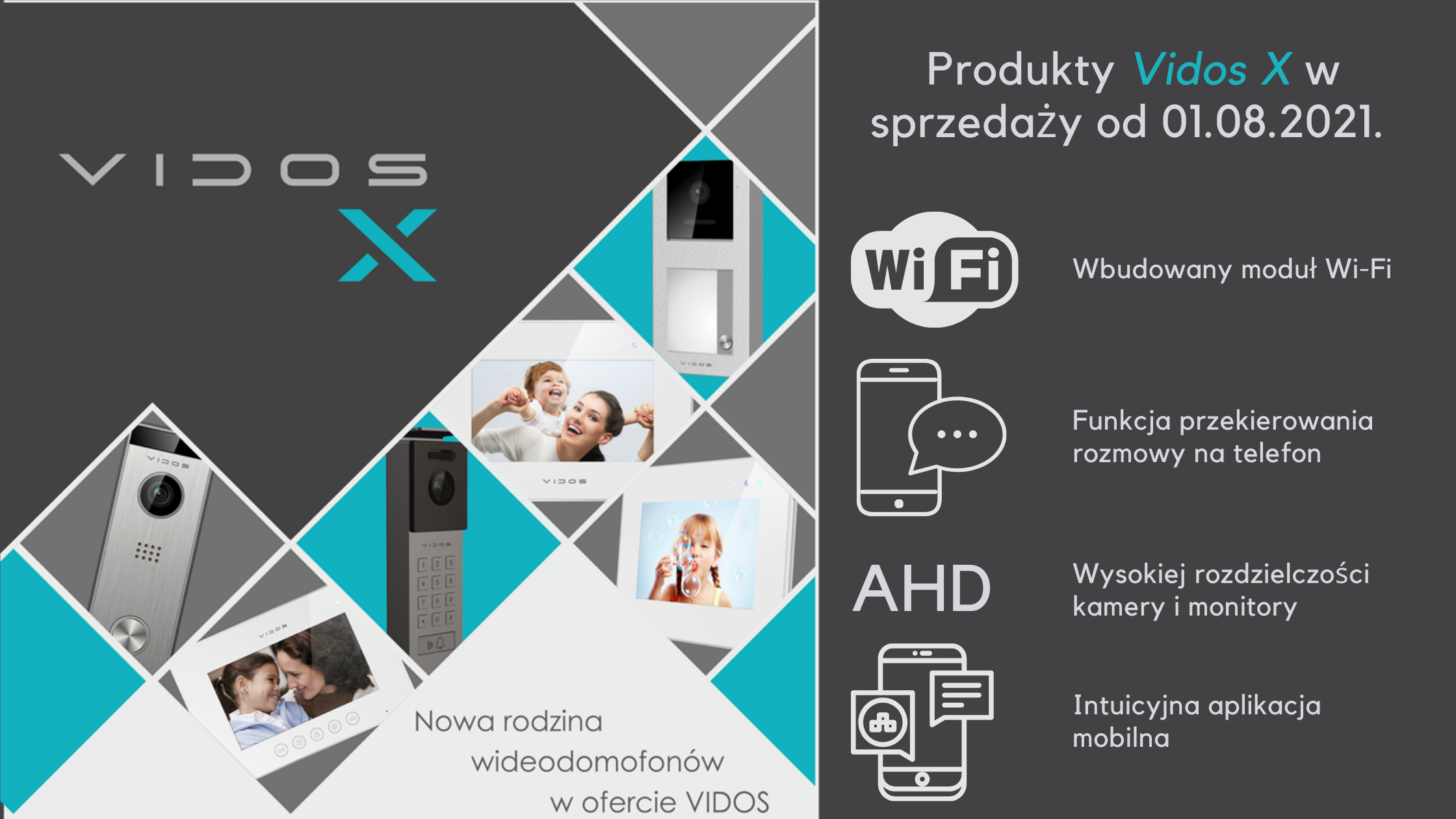 VIDOS X - info