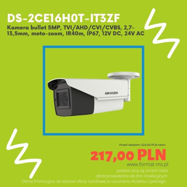 DS-2CE16HOT-IT3ZF