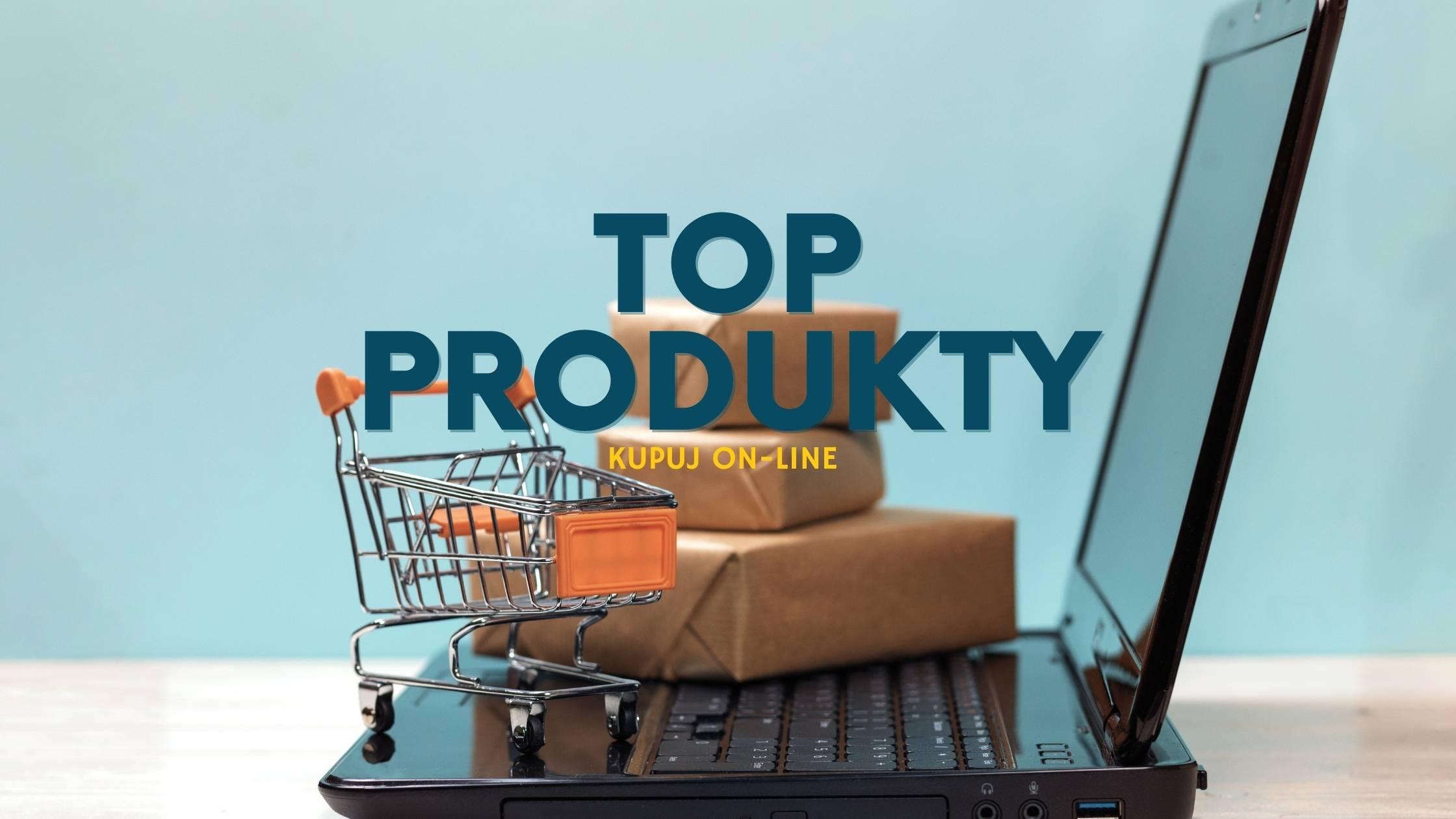 Top produkty - baner duzy