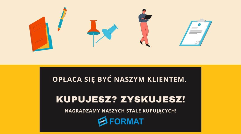 Dla stale kupujących - FormatMS